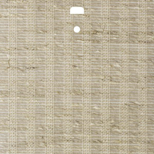 "3 1/2"" Fabric Vertical Blind Channel Panel Insert (Grasses Hardwood)"