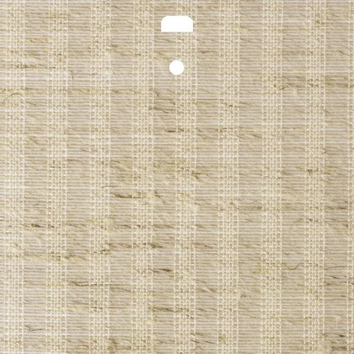 "3 1/2"" Fabric Vertical Blind Channel Panel Insert (Grasses Twig)"