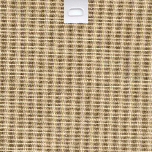 "3 1/2"" Fabric Vertical Blind Replacement Slat (Harmony Tassel)"