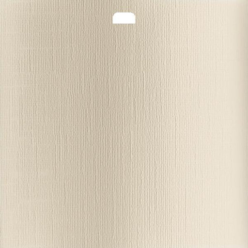 "3 1/2"" Vertical Blind Replacement S-Slat (Linen Cream)"