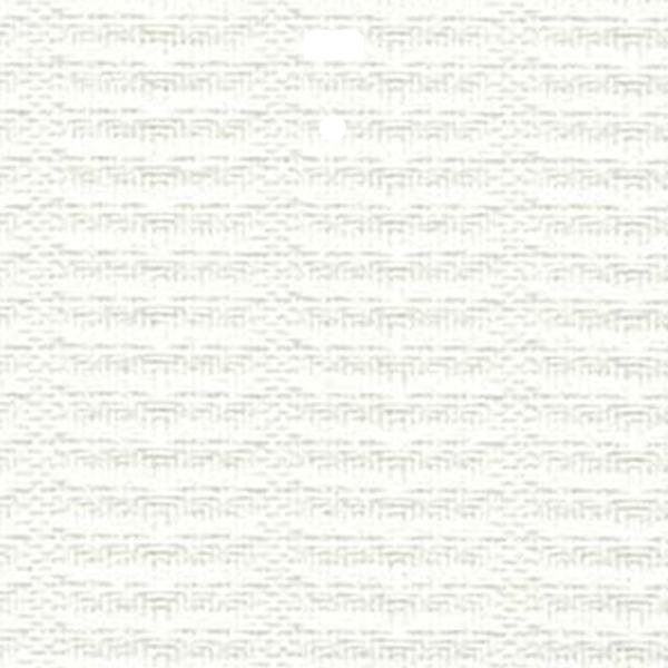 "3 1/2"" Fabric Vertical Blind Channel Panel Insert (Lyon White)"