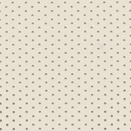 Perforated Ivory Sample