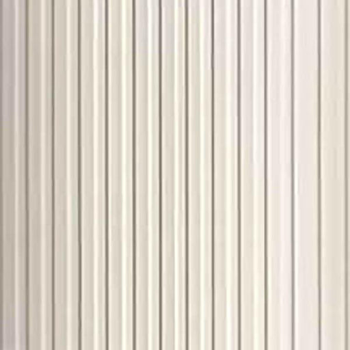 Ribbed Ivory Sample