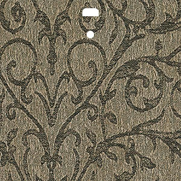 "3 1/2"" Fabric Vertical Blind Channel Panel Insert (Royale Granite)"