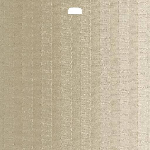 "3 1/2"" Vertical Blind Replacement Slat (Satin Stripe Sand)"