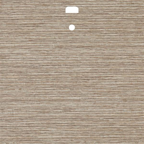 "3 1/2"" Fabric Vertical Blind Channel Panel Insert (Sheffield Weathered)"