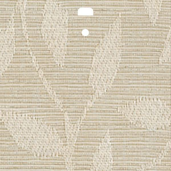 "3 1/2"" Fabric Vertical Blind Channel Panel Insert (Tuvalu Caramel)"