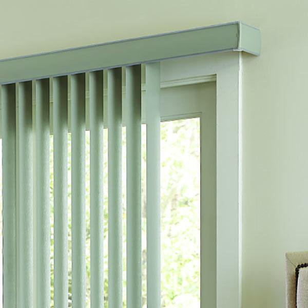 Valance Base for Vertical Blind