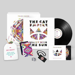 Rising With The Sun - Premium Limited Edition CD + Vinyl Package, with unreleased tracks, signed by the band