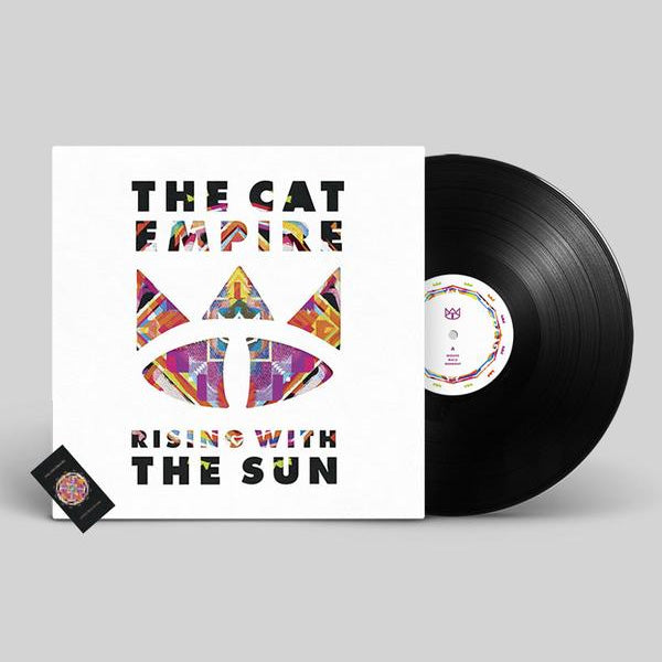 Rising With The Sun - PREMIUM 180gm VINYL