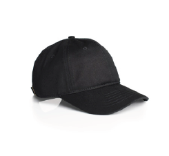 Cap - Grey with Blue Logo