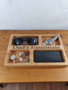 Personalized Gifts-Dad's Essential Organizer