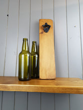 Load image into Gallery viewer, Personalised wooden bottle opener