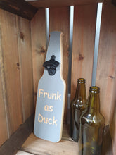 Load image into Gallery viewer, Wooden Bottle opener-Frunk as Duck