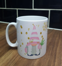 Load image into Gallery viewer, Personalised Nordic Gnome/Father Christmas Mugs-Christmas Eve