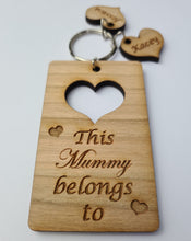 Load image into Gallery viewer, Mothers Day key ring -Mum