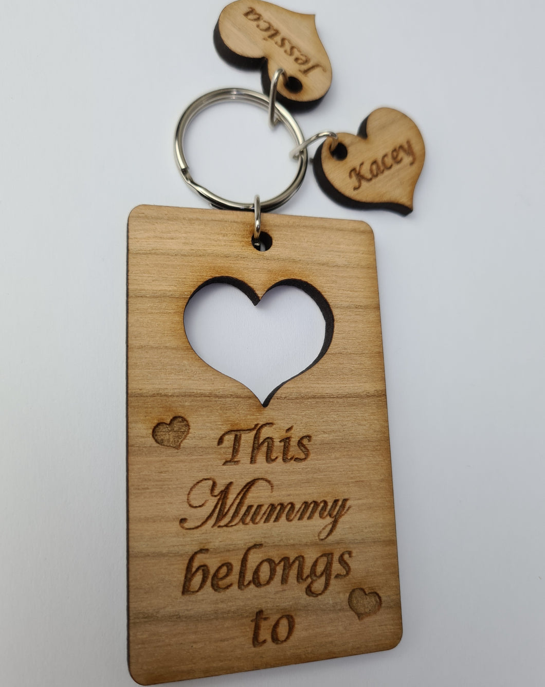 Mothers day key ring