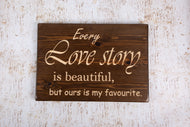 Personalized Gifts - Love story