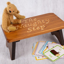 "Load image into Gallery viewer, Personalised Gifts - ""The Naughty Step"""
