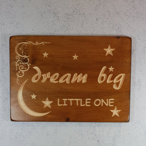 Personalised Gifts - Dream Big Little One