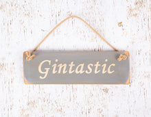 Load image into Gallery viewer, Personalised Gifts For Her - Hanging Sign - Gintastic