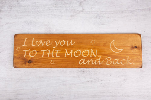 Personlized Gifts - Handmade Wooden Signs