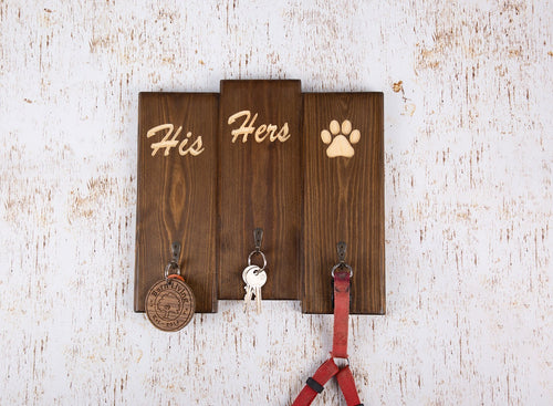 Personalized Gifts - Coat Hooks - Ideal Presents for any Occasion