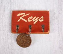 Load image into Gallery viewer, Personalised Gifts - Key Hooks