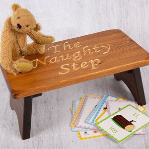 "Personalised Gifts - ""The Naughty Step"""