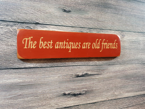 Personalised Gifts - Wooden Sign -