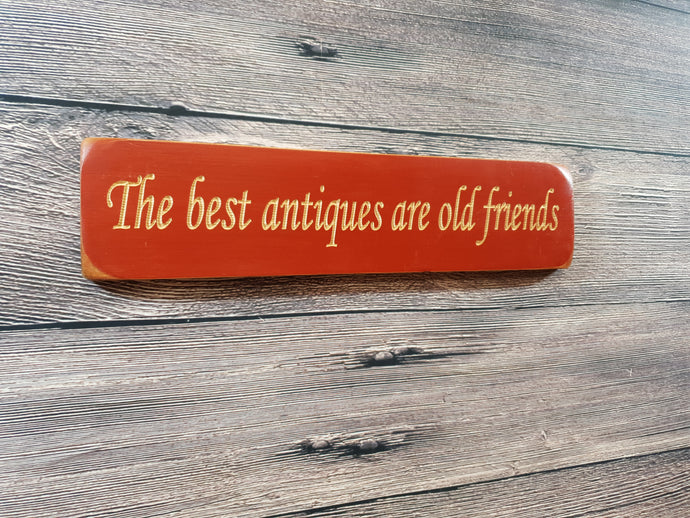 Personalized Gifts - Wooden Sign -