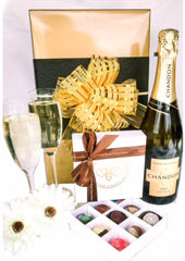 Chandon & Chocolates Gift Box