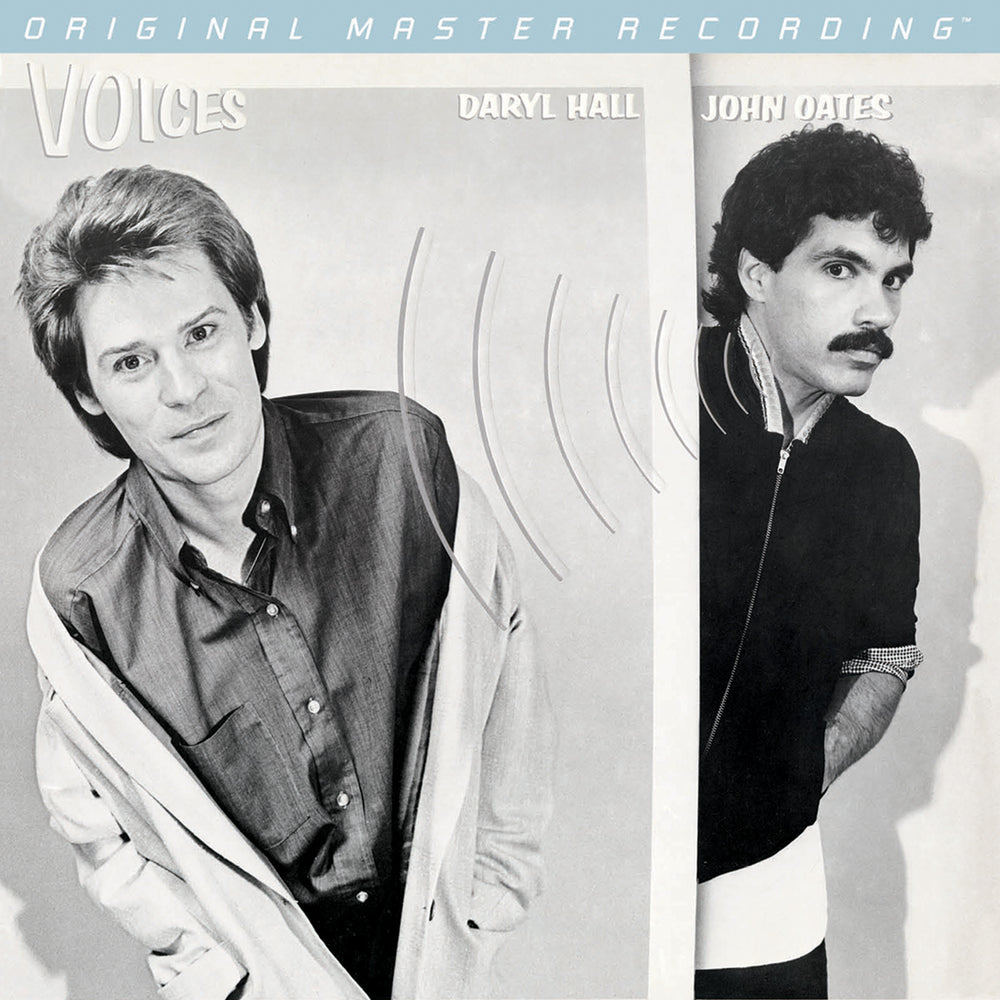 Hall and Oates - Voices