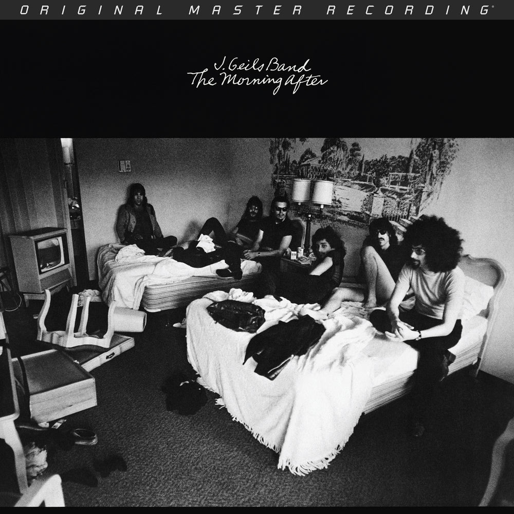 J.Geils Band - The Morning After