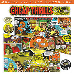 Big Brother and the Holding Company - Cheap Thrills Hybrid SACD