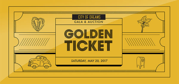 Golden Ticket Opportunity