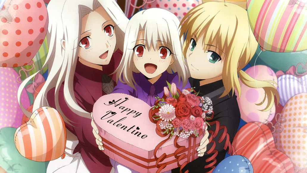バレンタインデー - Valentine`s Day  <br> From Fate Zero