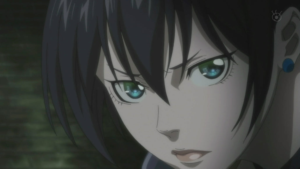 弥生 (やよい /yayoi) –  traditional japanese word for the month of March <br> From Psycho-Pass (Yayoi Kunizuka)