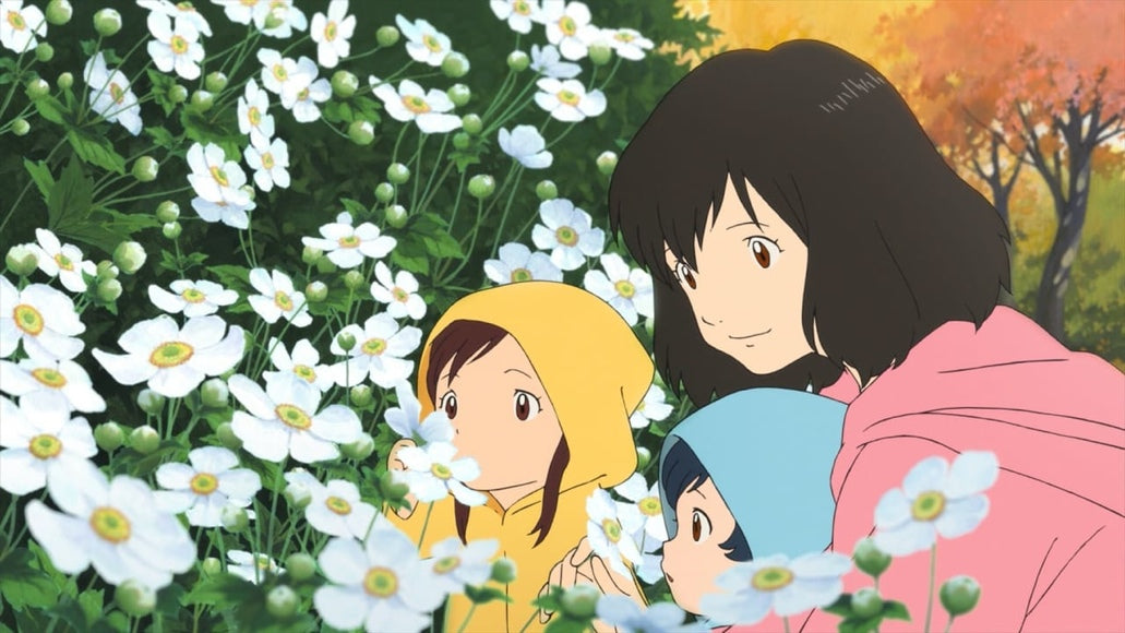 香り (かおり /kaori) – scent, smell <br> From Wolf Children