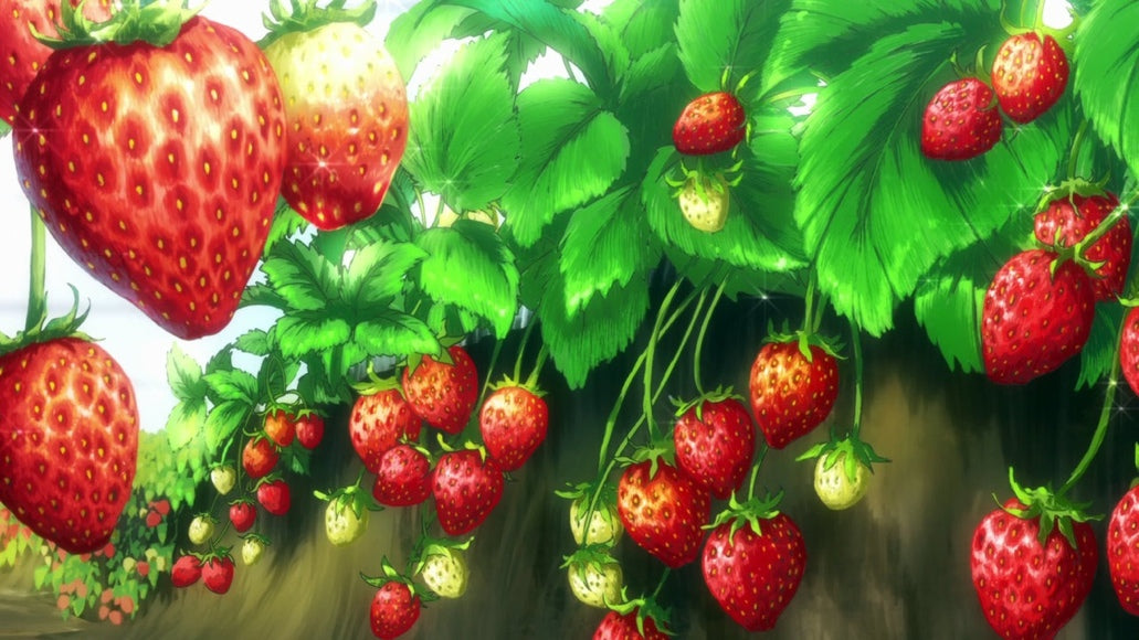 いちご (ichigo) – strawberry <br> From Shokugeki no Soma