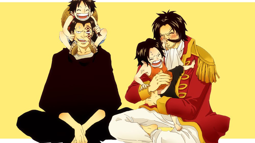 父の日 (chichinohi) - Father's Day <br> From One Piece