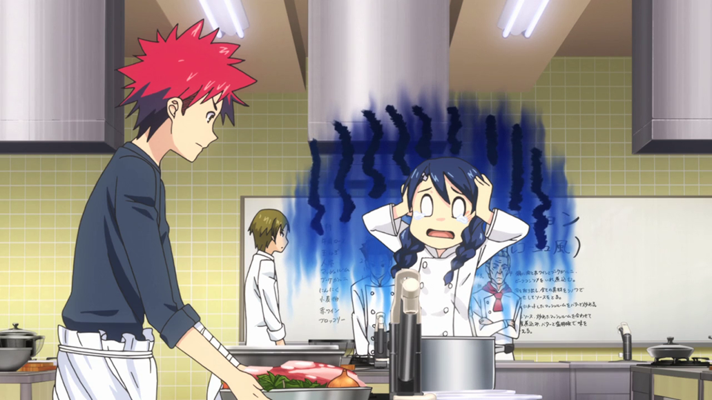 チェフ (chefu) - chef <br> From Food Wars!: Shokugeki no Soma