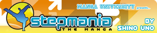 StepMania the Manga