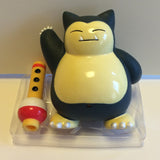 Pokemon Snorlax Vibrating Figurine with Pokeflute
