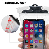 RINGKE Waterproof Universal Phone Case