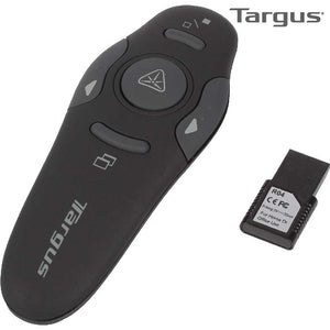 Targus Wireless Presenter with Laser Pointer - DISTEXPRESS.HK