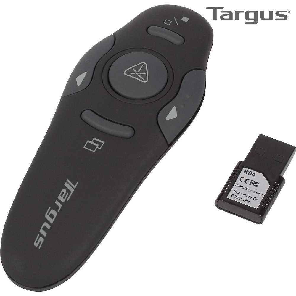 Targus Wireless Presenter with Laser Pointer