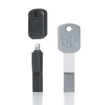 BlueLounge Kii Charging Key Chain