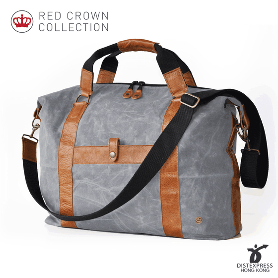 PKG RED CROWN Digital Duffle waxed - DISTEXPRESS.HK