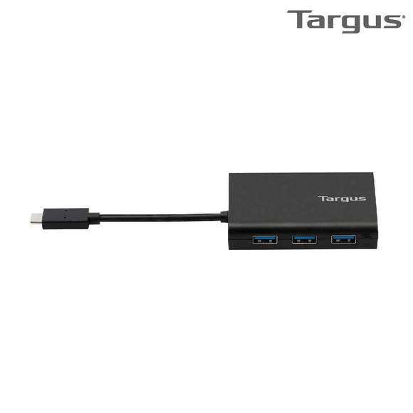 Targus USB-C USB 3.0 Hub with Gigabit Ethernet ( USB TYPE C )